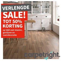 Wonen & Meubels Aanbiedingen in de Carpetright folder in Amsterdam ( Nog 3 dagen )