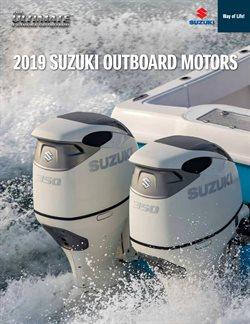 Catalogus van Suzuki ( Meer dan een maand )