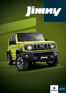 Auto & Fiets Aanbiedingen in de Suzuki folder in Rotterdam