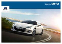 Aanbiedingen van Subaru in the Den Haag folder