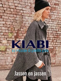 Catalogus van Kiabi ( Meer dan een maand )