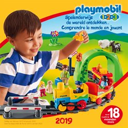 Baby, Kind & Speelgoed Aanbiedingen in de Playmobil folder in Heemstede