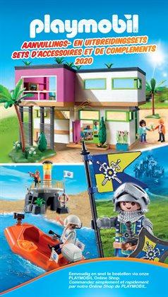 Catalogus van Playmobil ( Meer dan een maand )