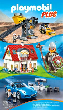 Baby, Kind & Speelgoed Aanbiedingen in de Playmobil folder in Amsterdam ( Meer dan een maand )