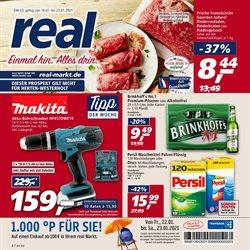 Supermarkt Aanbiedingen in de real,- folder in Amsterdam ( Verloopt morgen )