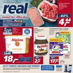 Aanbiedingen van Real,- in the real,- folder ( Verloopt morgen)