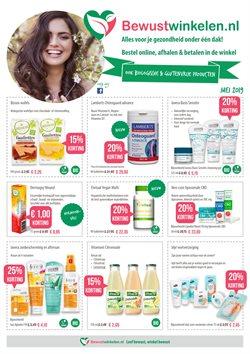 Aanbiedingen van Bewustwinkelen.nl in the Roosendaal folder