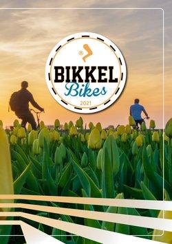 Catalogus van Bikkel Bikes ( Meer dan een maand )