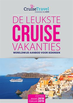 Aanbiedingen van Cruise Travel in the Bergen (Noord-Holland) folder