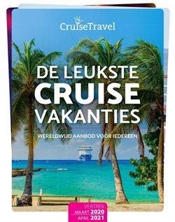 Catalogus van Cruise Travel ( Meer dan een maand )