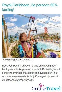 Aanbiedingen van Vakantie & Reizen in the Cruise Travel folder ( Nog 9 dagen)