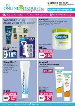 Aanbiedingen van Drogisterij & Parfumerie in the De Online Drogist folder ( Nog 3 dagen)
