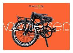 Auto & Fiets Aanbiedingen in de Dahon Vouwfietsen folder in Barendrecht ( Meer dan een maand )