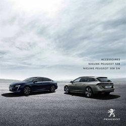 Aanbiedingen van Peugeot in the Peugeot folder ( Meer dan een maand)