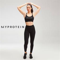 Catalogus van Myprotein ( Nog 3 dagen )