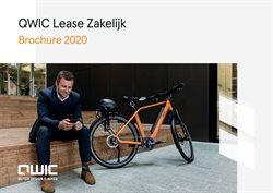 Auto & Fiets Aanbiedingen in de Qwic folder in Amsterdam