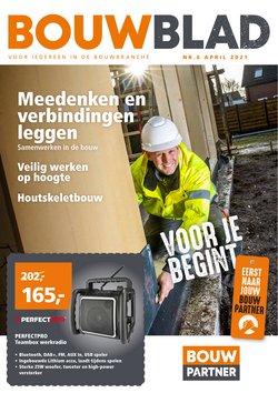Bouwmarkt & Tuin Aanbiedingen in de BPG Bouwpartner Groep folder in Amsterdam ( Vervalt vandaag )