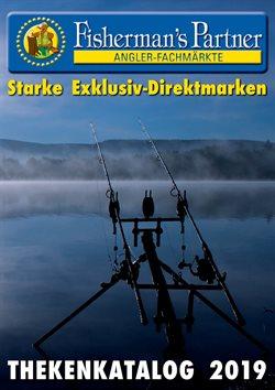 Vrije tijd Aanbiedingen in de Fishermans Partner folder in Alkmaar