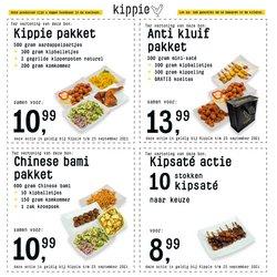 Aanbiedingen van Restaurants in the Kippie Grill folder ( Verloopt morgen)