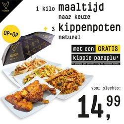 Aanbiedingen van Restaurants in the Kippie Grill folder ( Vervalt vandaag)