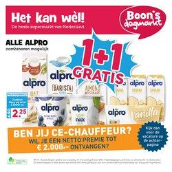 Aanbiedingen van Supermarkt in the Boon's Markt folder ( Net gepubliceerd)