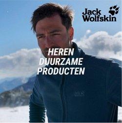 Aanbiedingen van Jack Wolfskin in the Jack Wolfskin folder ( Meer dan een maand)