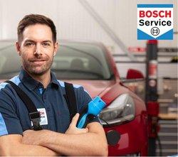 Aanbiedingen van Bosch Car Service in the Bosch Car Service folder ( Meer dan een maand)
