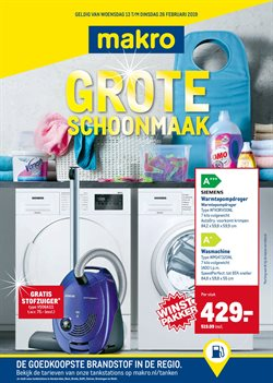 Aanbiedingen van Makro in the Maarssen folder
