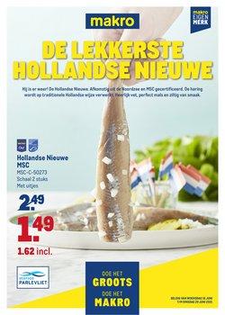 Aanbiedingen van Supermarkt in the Makro folder ( Nog 13 dagen)