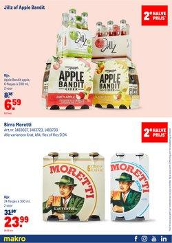 Aanbiedingen van Apple in the Makro folder ( Net gepubliceerd)