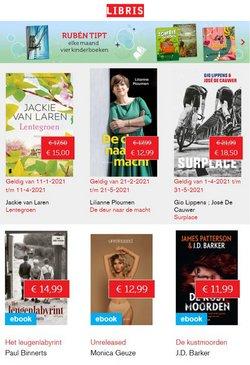 Boeken & Muziek Aanbiedingen in de Libris folder in Amsterdam ( Nog 2 dagen )
