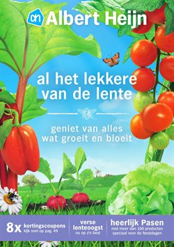 Aanbiedingen van Albert Heijn in the Amsterdam folder