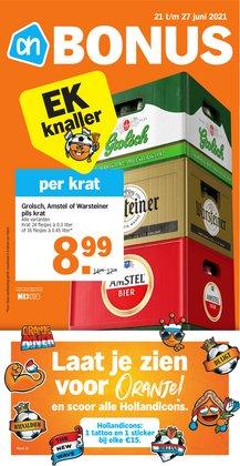 Aanbiedingen van Supermarkt in the Albert Heijn folder ( Nog 6 dagen)