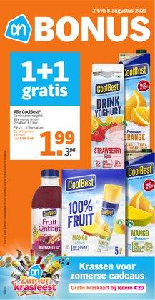 Aanbiedingen van Supermarkt in the Albert Heijn folder ( Nog 2 dagen)