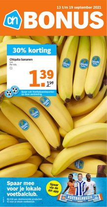 Aanbiedingen van Supermarkt in the Albert Heijn folder ( Nog 3 dagen)