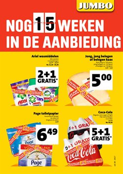 Supermarkt Aanbiedingen in de Jumbo folder in Uden