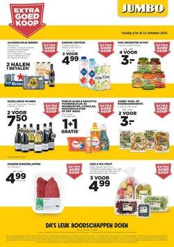 Aanbiedingen van Supermarkt in the Jumbo folder ( Nog 18 dagen)