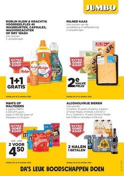 Aanbiedingen van Supermarkt in the Jumbo folder ( Net gepubliceerd)