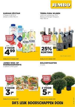 Aanbiedingen van Supermarkt in the Jumbo folder ( Nog 4 dagen)