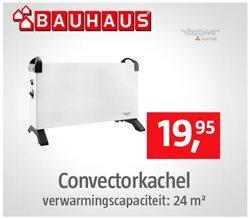 Catalogus van Bauhaus ( Nog 4 dagen )