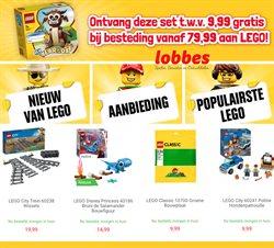 Aanbiedingen van Baby, Kind & Speelgoed in the Lobbes folder ( Nog 2 dagen )