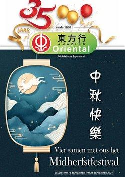 Aanbiedingen van Amazing Oriental in the Amazing Oriental folder ( Nog 4 dagen)