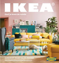 Aanbiedingen van IKEA in the Hendrik-Ido-Ambacht folder