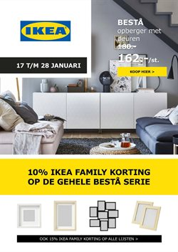 Aanbiedingen van IKEA in the Hengelo folder