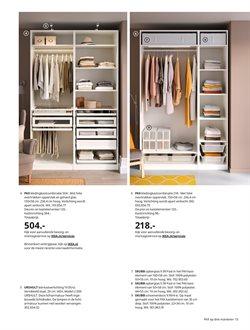 Aanbiedingen van Wonen & Meubels in the IKEA folder ( Meer dan een maand )