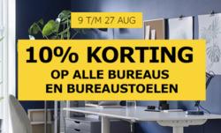 Aanbiedingen van IKEA in the Utrecht folder