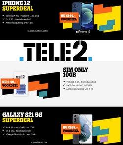Aanbiedingen van Tele2 in the Tele2 folder ( Nog 19 dagen)