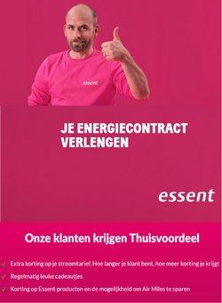 Aanbiedingen van Essent in the Essent folder ( Vervalt vandaag)