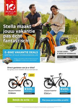 Aanbiedingen van Auto & Fiets in the Stella Fietsen folder ( Verloopt morgen)