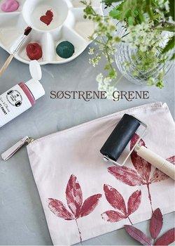 Aanbiedingen van Søstrene Grene in the Søstrene Grene folder ( Vervalt vandaag)